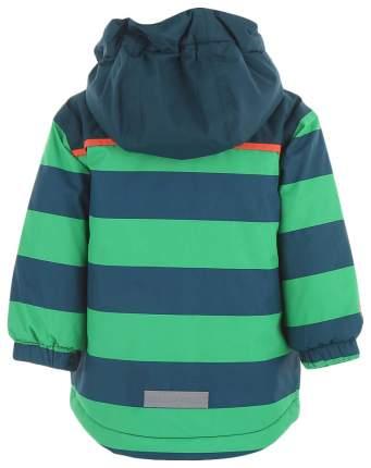 Куртка Trissom ColorKids 102793, размер 68-74 см, цвет зеленый
