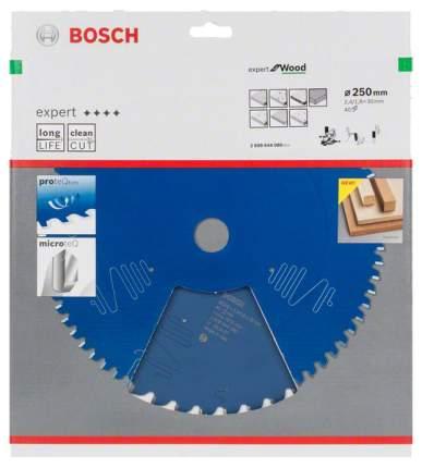 Диск по дереву Bosch EXP WO 250x30-40T 2608644080
