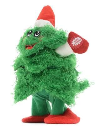 Игрушка музыкальная Новогодняя Сказка 971429 Зеленый