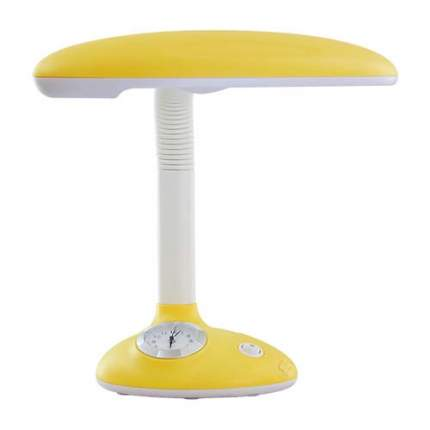Светильник детской серии KT432 Часы 11Вт желтый