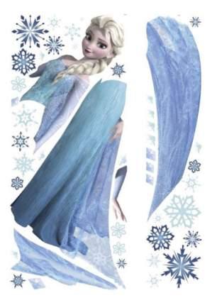 Набор наклеек для декора комнаты Холодное сердце Эльза RoomMates RMK2371GM