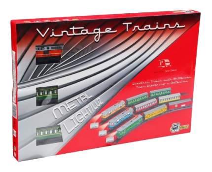 Железная дорога vintage train свет 294 см Pequetren Б48772