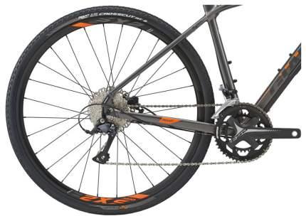 Велосипед Giant ToughRoad SLR GX 2 2018 M черный