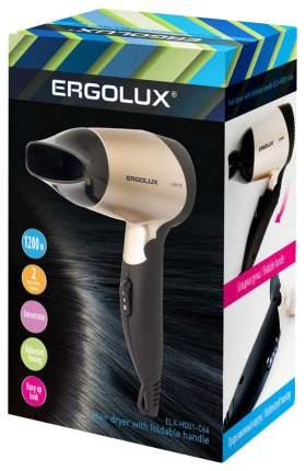 Фен ERGOLUX ELX-HD01-C64 13129