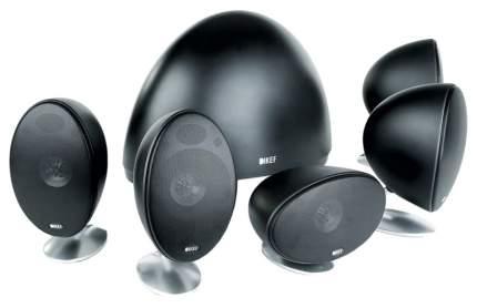 Комплект акустической системы KEF E305 Черный