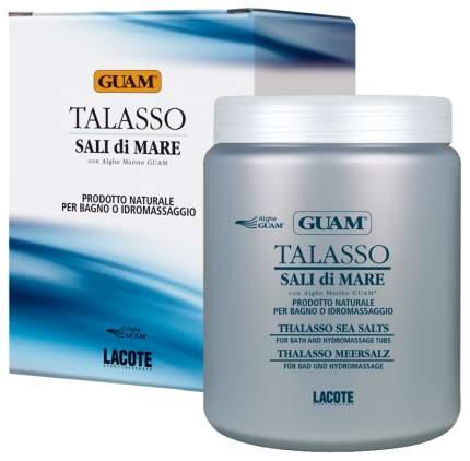 Соль для ванн Guam Talasso 1 кг