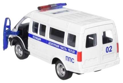 Инерционная машинка Play Smart Автопарк Полиция X600-H09035