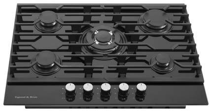 Встраиваемая варочная панель газовая Zigmund & Shtain MN 135.71 B Black