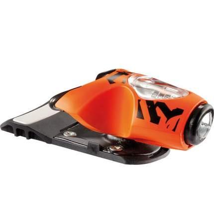 Горнолыжные крепления Rossignol FKS 180 L 2012, оранжевые, 95 мм