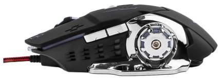Проводная мышка Гарнизон GM-710G Silver/Black