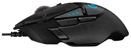 Проводная мышка Logitech G502 Hero Black (910-005470)