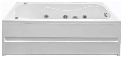 Акриловая ванна BAS Верона 150х70 c гидромассажем FLAT