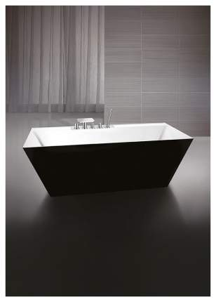 Смеситель для ванны на борт Cezares Cascado CASCADO-BVD5-01 хром