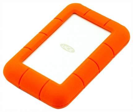 Внешний SSD накопитель LaCie Rugged 5TB Orange/ Grey (STFR5000800)