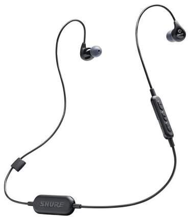 Беспроводные наушники Shure SE112 Black