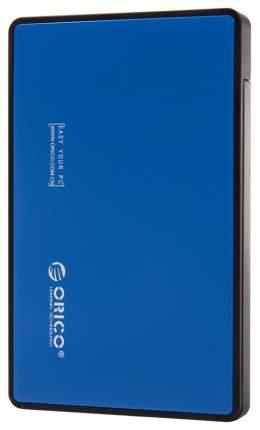 Внутренний карман (контейнер) для HDD Orico 2588US3 синий