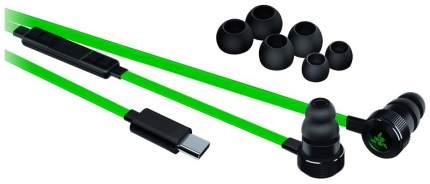 Игровые наушники Razer Hammerhead USB-C (RZ04-02420100-R3G1)