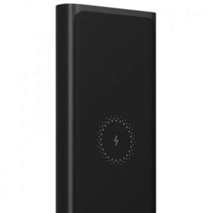 Внешний аккумулятор Xiaomi Mi Wireless YOUTH Power Bank 10000 мА/ч Black
