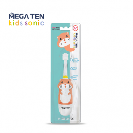 Зубная щетка Megaten Kids Sonic Хомячок
