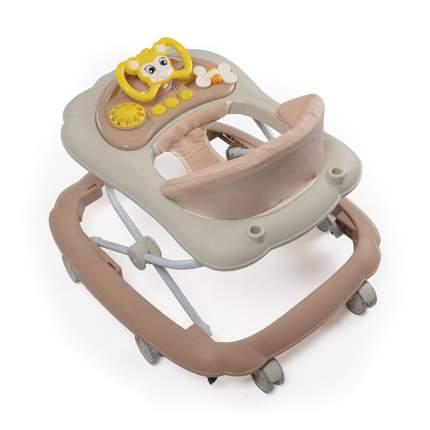 Ходунки Baby Care Optima бежевые