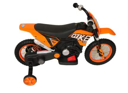 Детский электромотоциклBarty CROSSYM68, Оранжевый