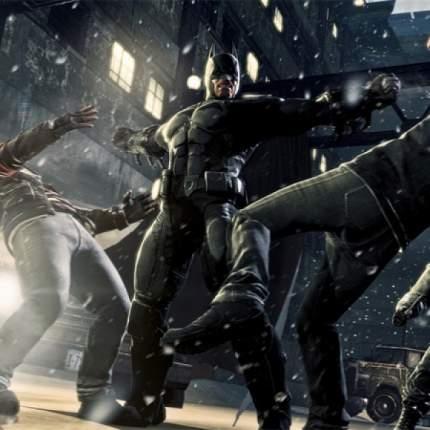 Игра Batman Arkham Collection Arkham Trilogy для PlayStation 3