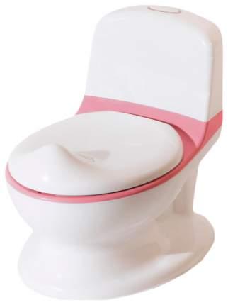 Горшок детский FunKids Baby Toilet цвет розовый
