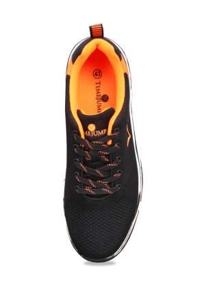 Кроссовки мужские TimeJump 710018110 черные/оранжевые 40 RU