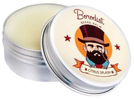 Бальзам для бороды Borodist Citrus Splash 50 г