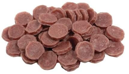 Лакомство для собак Triol, мини-медальоны из кролика, для мелких пород, 50г