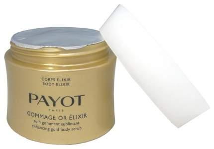 Скраб для тела PAYOT Gommage or Elixir 200 мл