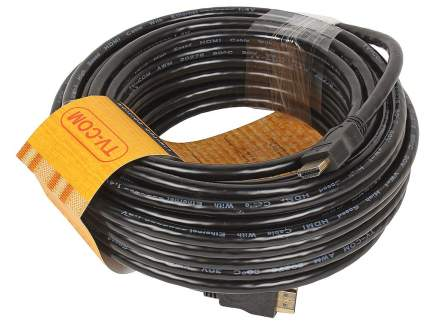 Кабель TV-COM HDMI - HDMI 15м Black (CG150S)