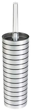 Ершик для унитаза с подставкой Tatkraft Acryl Shine 13162 Серый