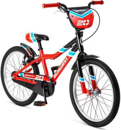 Велосипед Schwinn Aerostar 2018 One Size красный