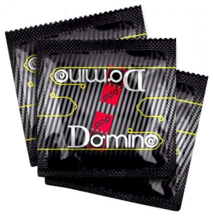 Презервативы Domino Cherry Kiss со вкусом вишни 3 шт.