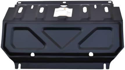 alfeco Комплект защиты днища Mitsubishi Pajero (Митсубиши Паджеро) Sport (V-все 2008-2016)