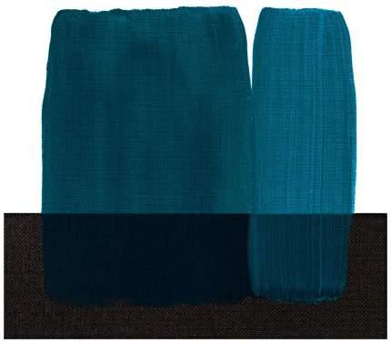 Акриловая краска Maimeri Acrilico M0916400 синий циан 75 мл