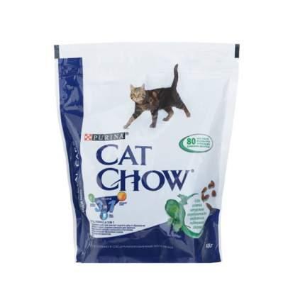 Сухой корм для кошек Cat Chow Special Care 3 in 1, домашняя птица, 0,4кг