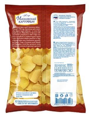 Чипсы картофельные рифленые Московский картофель аргентинский стейк 150 г