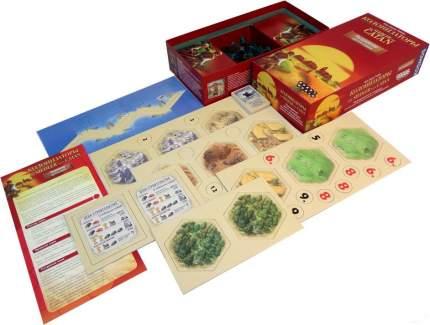 Настольная игра Колонизаторы. Расширение для 5-6 игроков (дополнение)