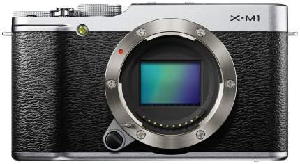 Фотоаппарат системный Fujifilm X-M1 Kit Silver