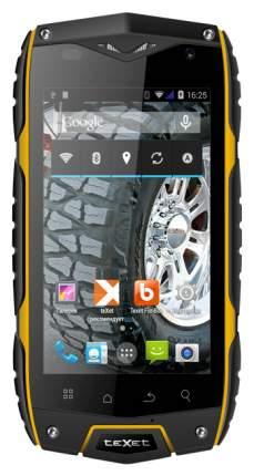 Смартфон teXet X-driver Quad 8Gb Black