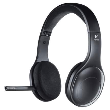 Игровые наушники Logitech Wireless H800 Black