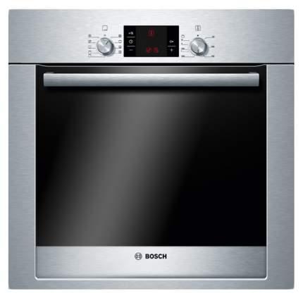 Встраиваемый электрический духовой шкаф Bosch HBB33C550 Silver