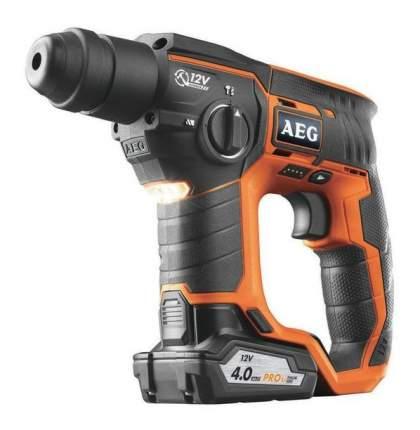 Аккумуляторный перфоратор AEG BBH12LI-402C 4935443991