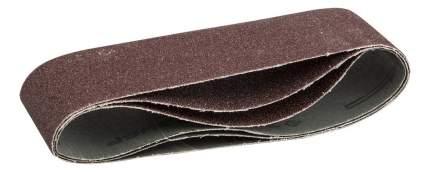 Шлифовальная лента для ленточной шлифмашины и напильника Зубр 35542-040