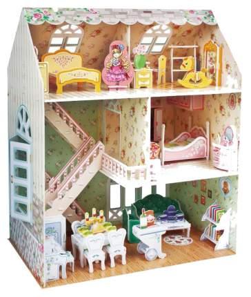 Пазл Cubic Fun 3D P645h Дом мечты