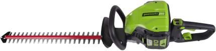Аккумуляторный кусторез Greenworks GD80HT 2200607 без АКБ и ЗУ