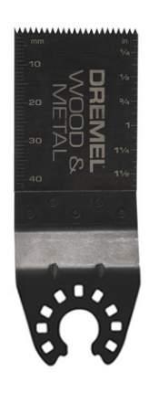 Погружное полотно по дереву для реноватора DREMEL 2615M482JA