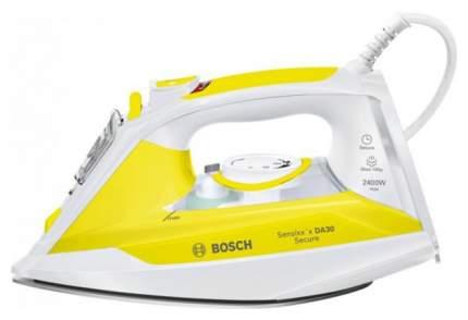 Утюг Bosch Sensixx'x DA30 Secure TDA3024140 White/Yellow
